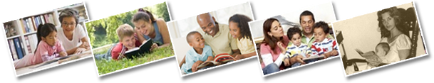 Reading is BEST Shared with Family!